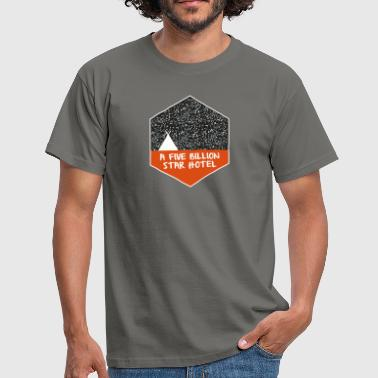 Camping under the stars - Men's T-Shirt