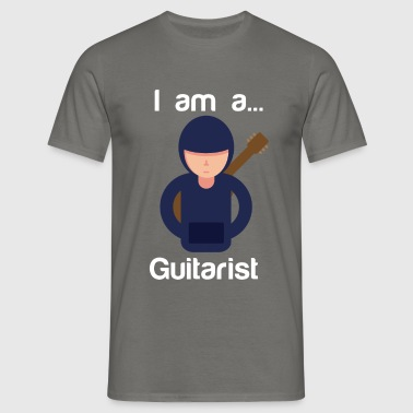 I am a guitarist - T-shirt Homme