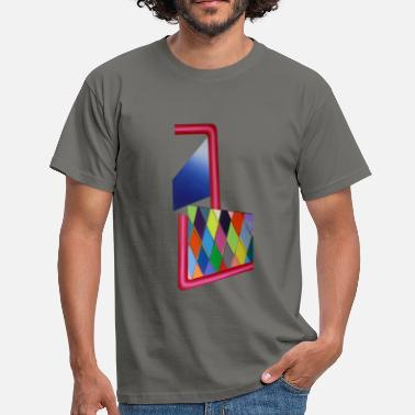 Harlequin harlequin - Men's T-Shirt