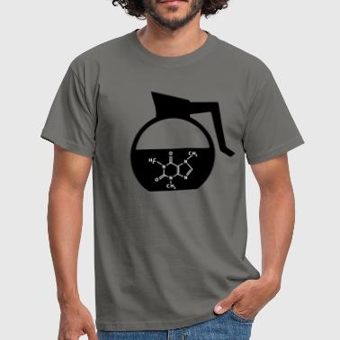 COFFEE POT FORMULA - Männer T-Shirt