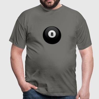 8Ball Pool - Männer T-Shirt