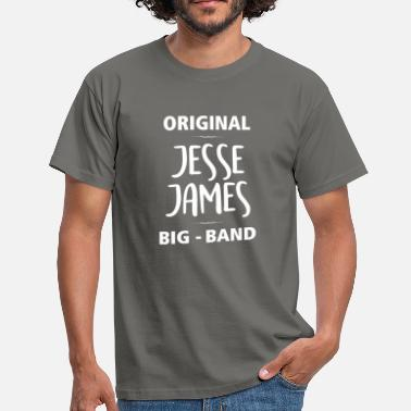 Big Band Jesse James Big Band Eslarn - Männer T-Shirt