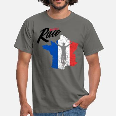 Bicycle Race bicycle race - Men's T-Shirt