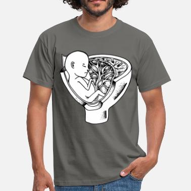 Fetus fetus - Men's T-Shirt