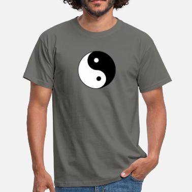 Yin Yin yang - Men's T-Shirt