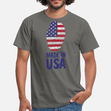 Made In Usa Made in USA / Made in USA America - Men's T-Shirt