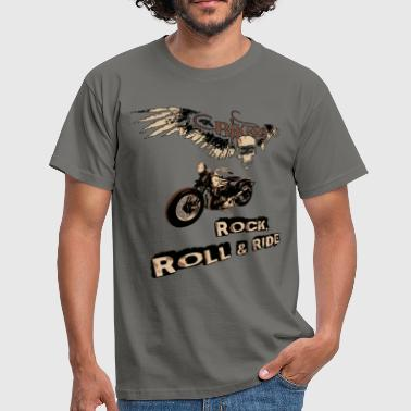 Rock Roll Ride 2 - T-shirt Homme