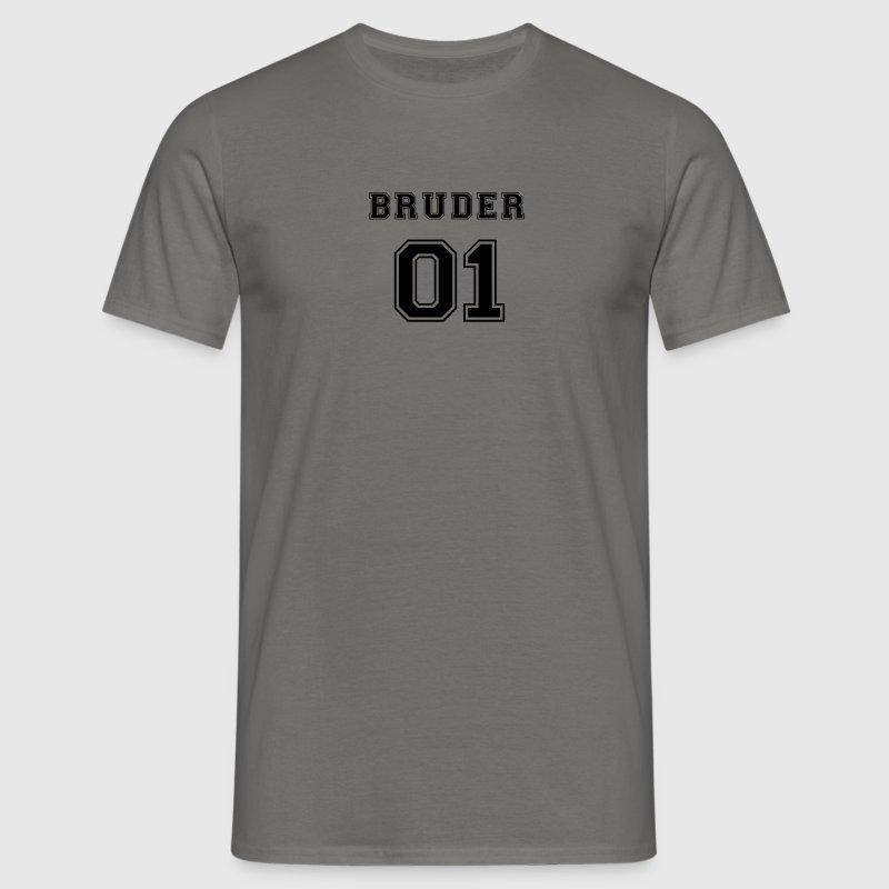 bruder 01 onkel weihnachten geschenk geburtstag von double critical t shirts spreadshirt. Black Bedroom Furniture Sets. Home Design Ideas