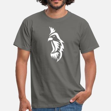 Bird Tribal Tattoo Tribal Tattoo - Awesome Tribal Tattoo Gift - Men's T-Shirt