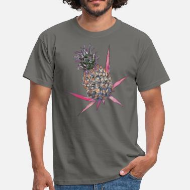 Pineapple Draw pineapple - Men's T-Shirt