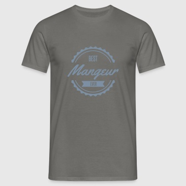 best mangeur gourmand - T-shirt Homme
