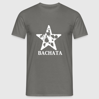bachata - Men's T-Shirt