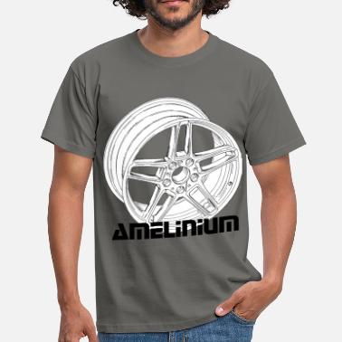 Bbs Wheels Wheel - Men's T-Shirt