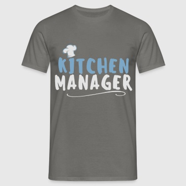 Kitchen Manager - Kitchen Manager - Men's T-Shirt