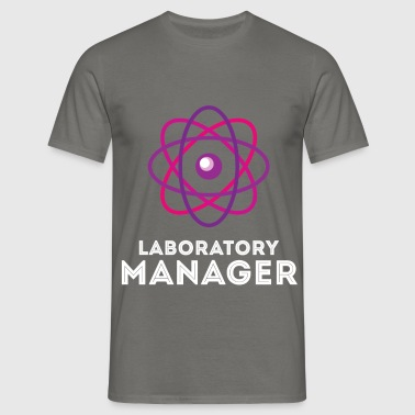 Laboratory Manager - Laboratory Manager - Men's T-Shirt