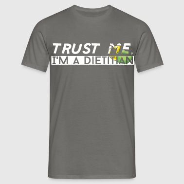 Dietitian - Dietitian - Men's T-Shirt