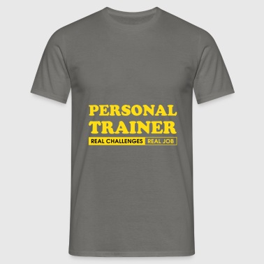 Personal Trainer - Personal Trainer, - Men's T-Shirt