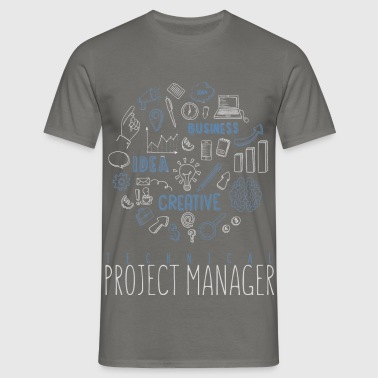 Technical Project Manager - Technical Project  - Men's T-Shirt