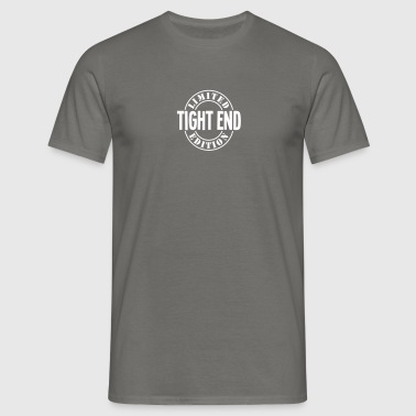 tight end limited edition stamp copy - Men's T-Shirt