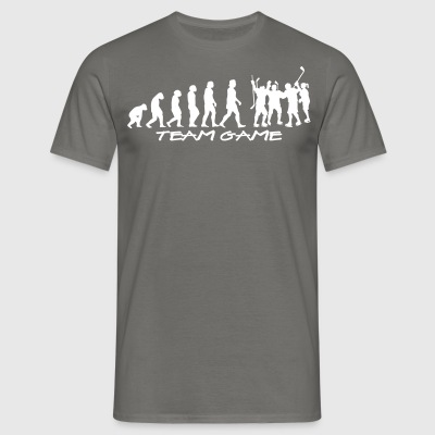 team_game - T-shirt Homme