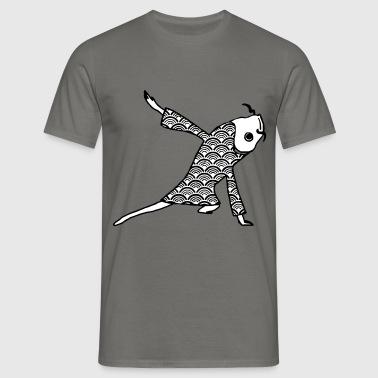 Tee shirts ko commander en ligne spreadshirt for Peluche carpe koi