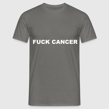 Chemo Sucks Krebs Brustkrebs Cancer Fuck Fight - T-shirt Homme