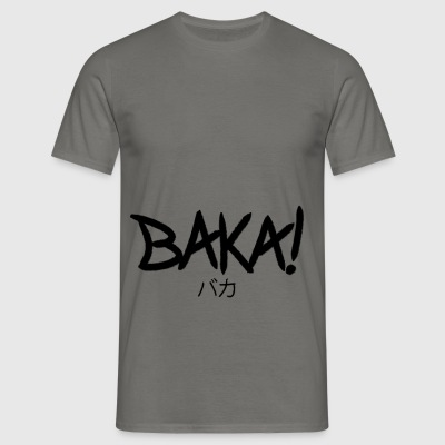 Baka - T-skjorte for menn