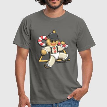 Christmas Droogie - T-shirt Homme