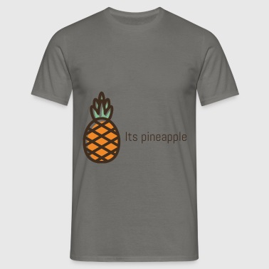 son ananas - T-shirt Homme