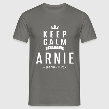 Let Arnie Handle It! - Men's T-Shirt