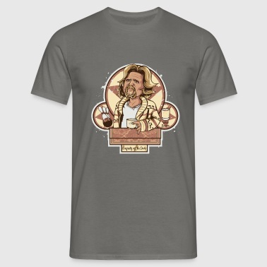 The Dude - Herre-T-shirt