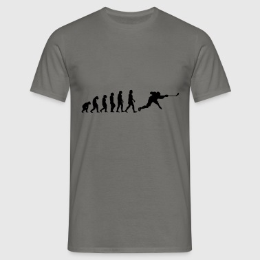 evolution hockey - Herre-T-shirt