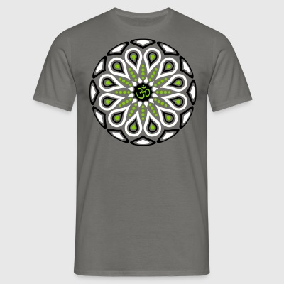 OM MULTICOLOR - Men's T-Shirt
