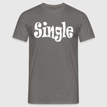 Single White - Men's T-Shirt