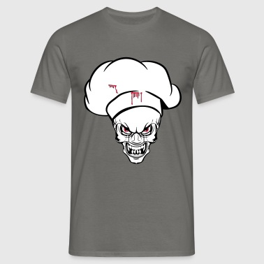 Cook cook funny horror - Men's T-Shirt