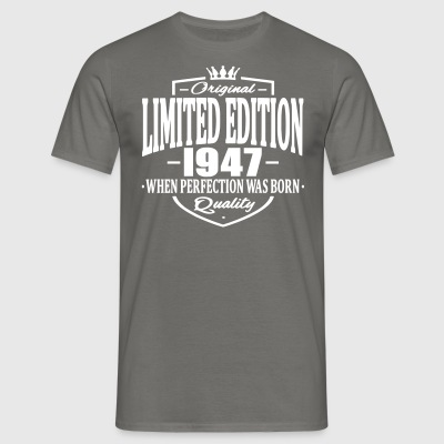 Limited edition 1947 - Mannen T-shirt