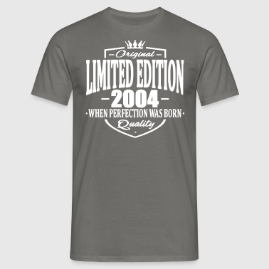 Limited edition 2004 - Männer T-Shirt