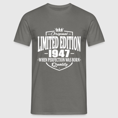 Limited edition 1947 - Men's T-Shirt