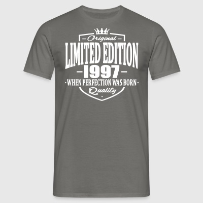 Limited edition 1997 - Mannen T-shirt