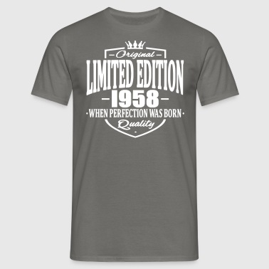 Limited edition 1958 - T-shirt Homme
