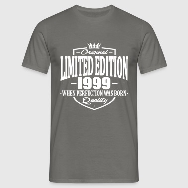 Limited edition 1999 - Männer T-Shirt