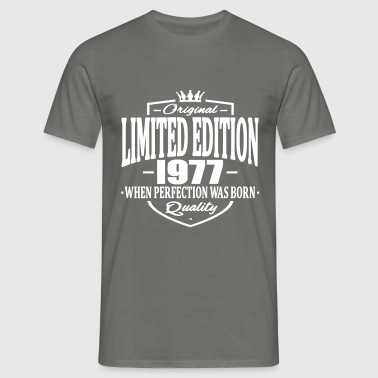 Limited edition 1977 - T-shirt Homme
