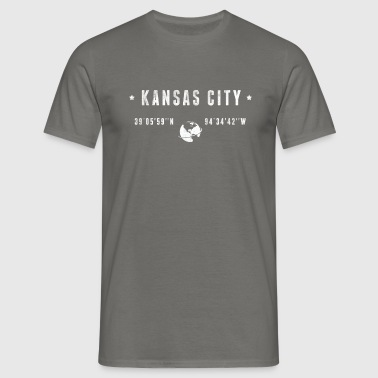 Kansas City  - T-shirt Homme