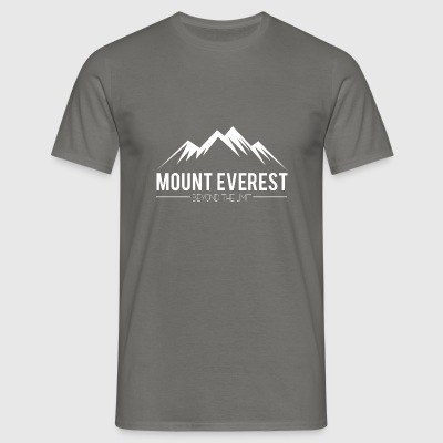 Everest Beyond the Limit - Men's T-Shirt