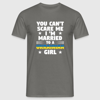 ukrainian wife - Men's T-Shirt