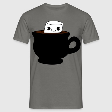 Marshmallow :) - Men's T-Shirt