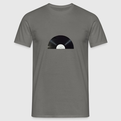 record - T-shirt Homme