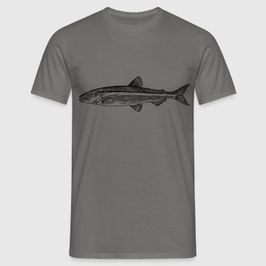 trout anglers - Men's T-Shirt