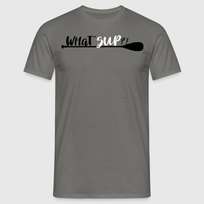 What's up - Men's T-Shirt