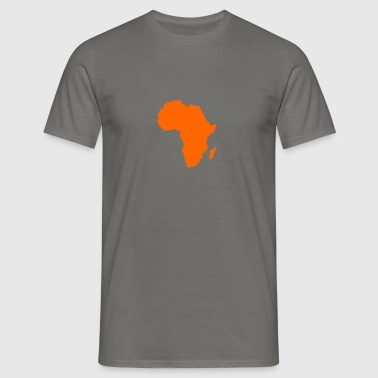 carte africaine - T-shirt Homme